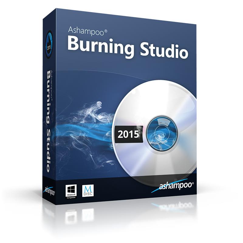 Ashampoo Burning Studio 2015 ZA DARMO @ Shareware On Sale