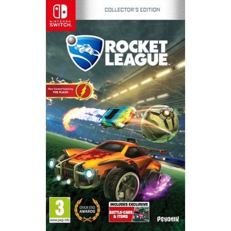 Gra Rocket League Nintendo Switch Edycja Kolekcjonerska 1/4 taniej
