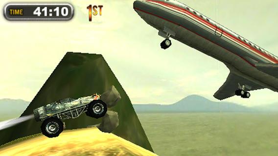 Monster truck nitro 2 za darmo @ Itunes