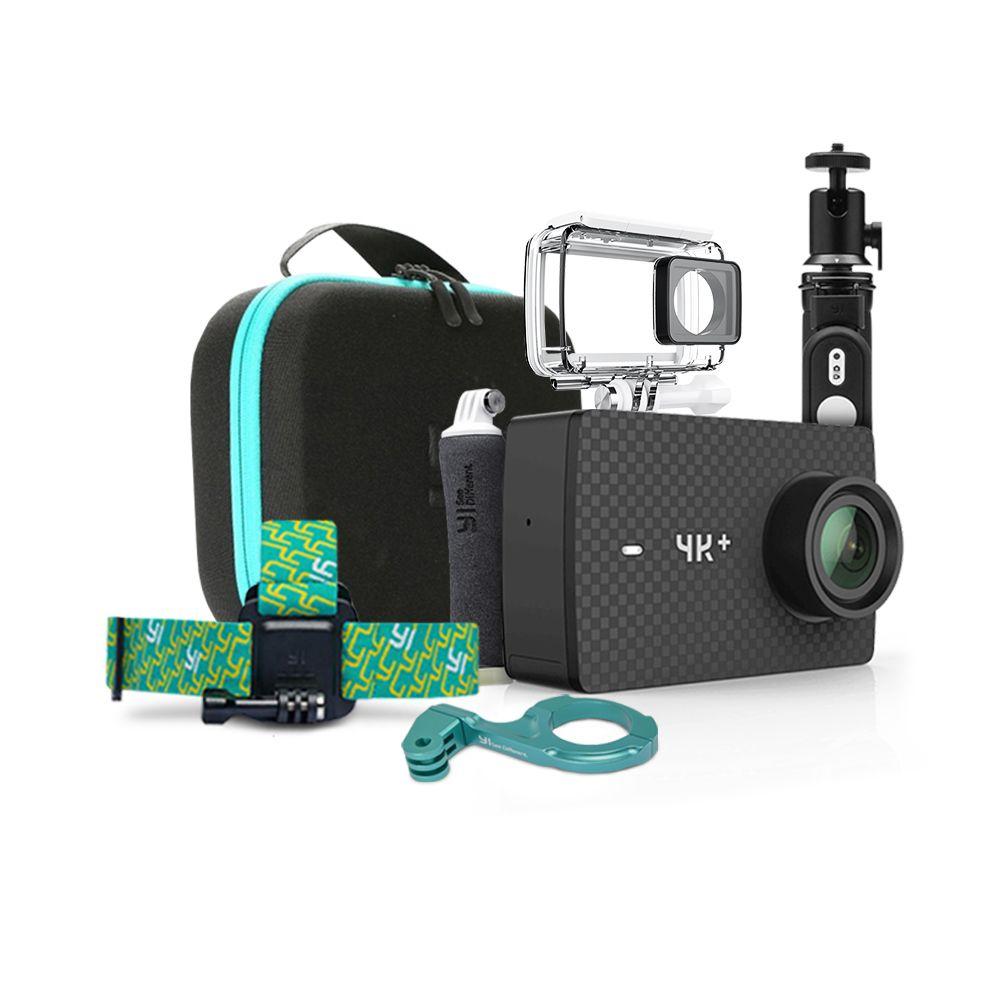 Kamera Xiaomi Xiaoyi YI4+ duży zestaw