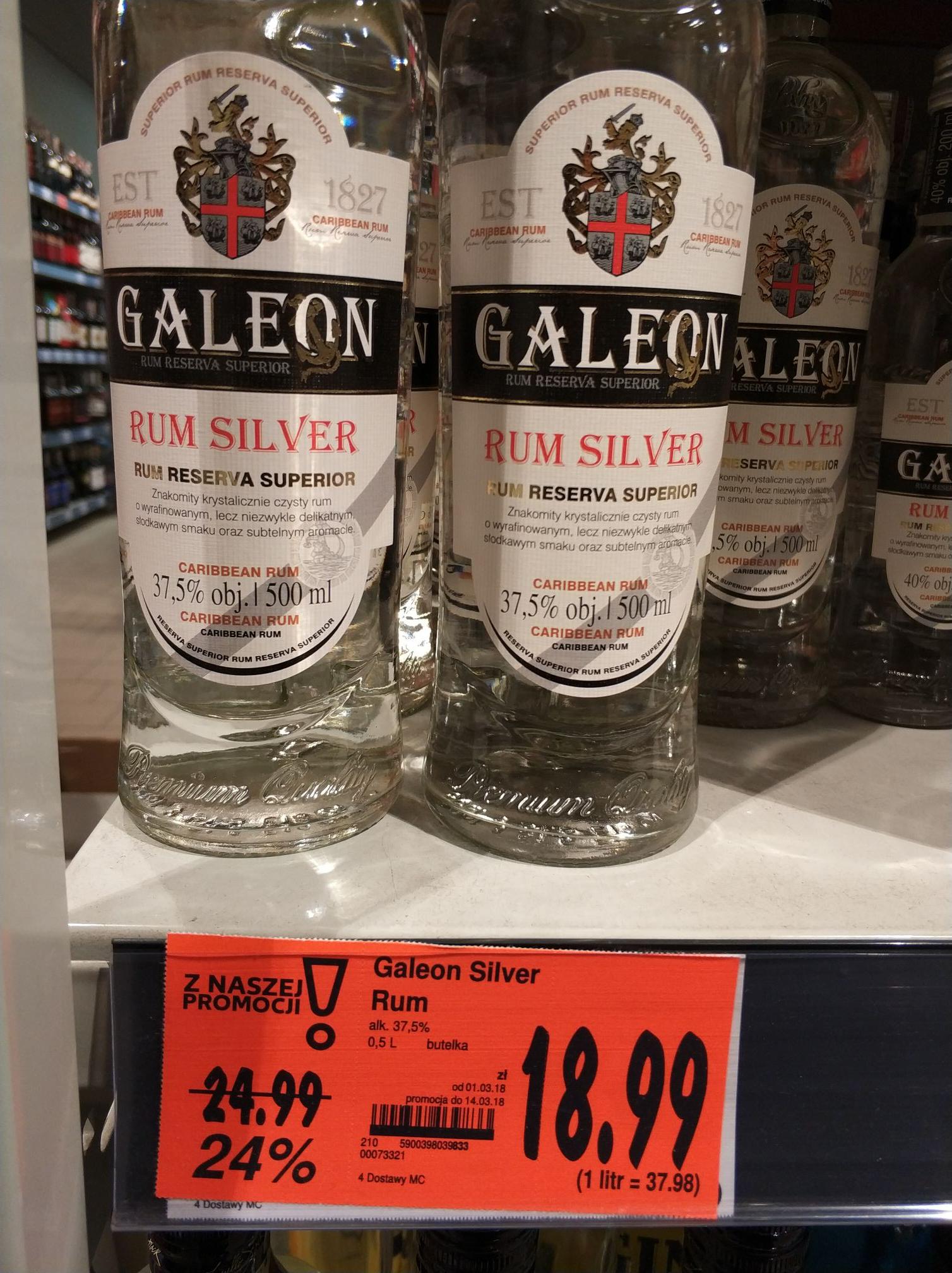 Rum Galeon - Kaufland