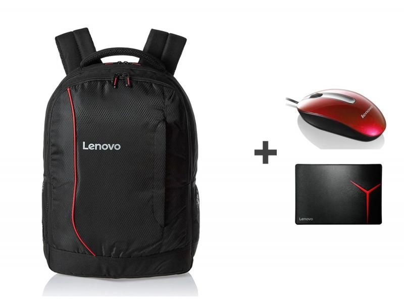 Plecak Lenovo B3055 15'6 + mysz i podkładka