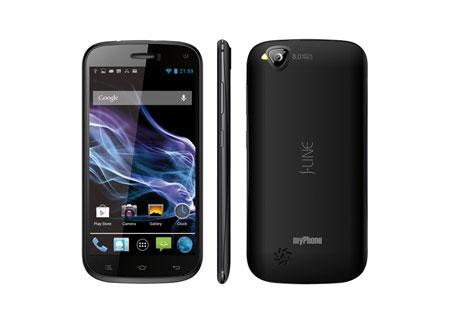 myPhone S-LINE 16GB (biały) 50zł taniej @ X-kom