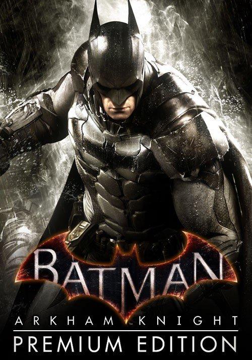 Batman: Arkham Knight Premium Edition + wszystkie poprzednie części serii? BŁĄD PC (steam)