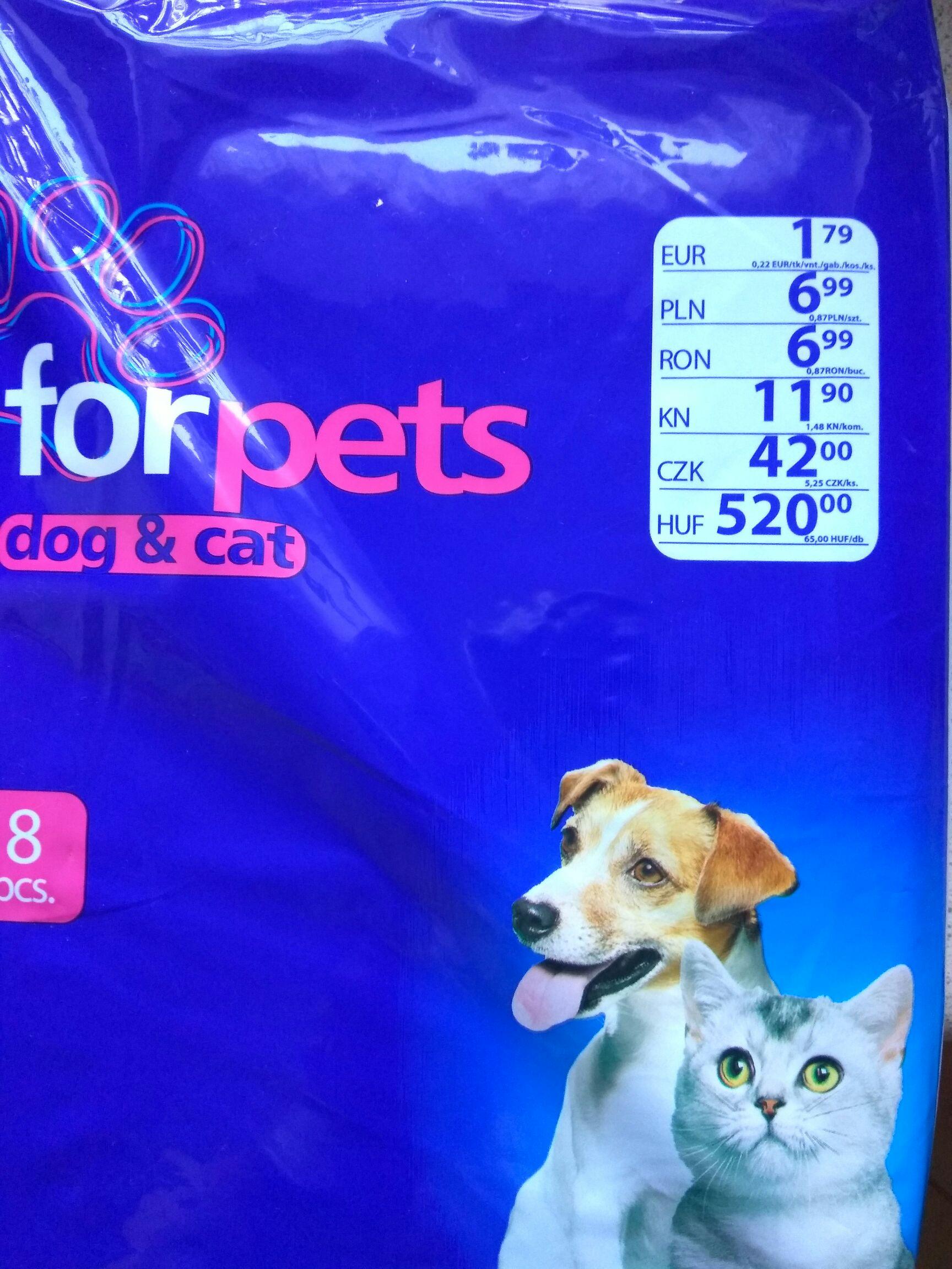 Maty dla psa/kota @Pepco