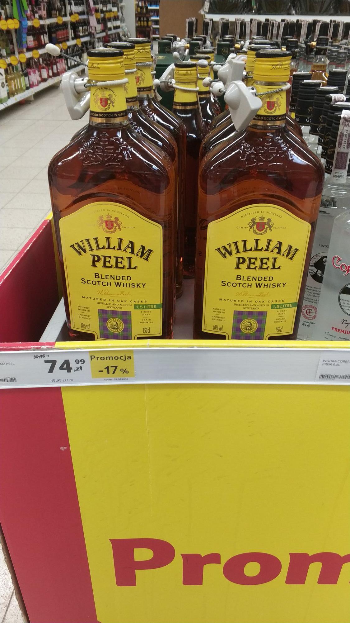 William Peel 1,5 l