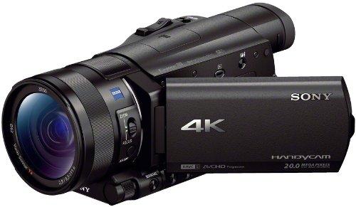 Kamera 4K Sony FDR-AX100