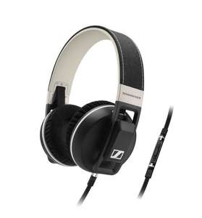 SENNHEISER URBANITE XL CZARNY słuchawki przewodowe (ekspozycja)