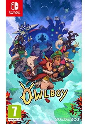 Owlboy - Nintendo Switch - preorder