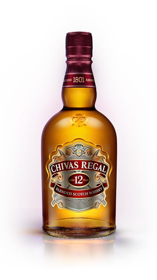 Chivas Regal 12 0,7L za 89,99 / Jim Beam 1l 58,99 - BIEDRONKA