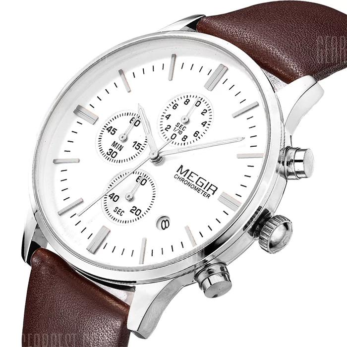 klasyczny zegarek MEGIR
