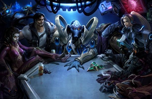 Prezenty z okazji 20lecia StarCrafta