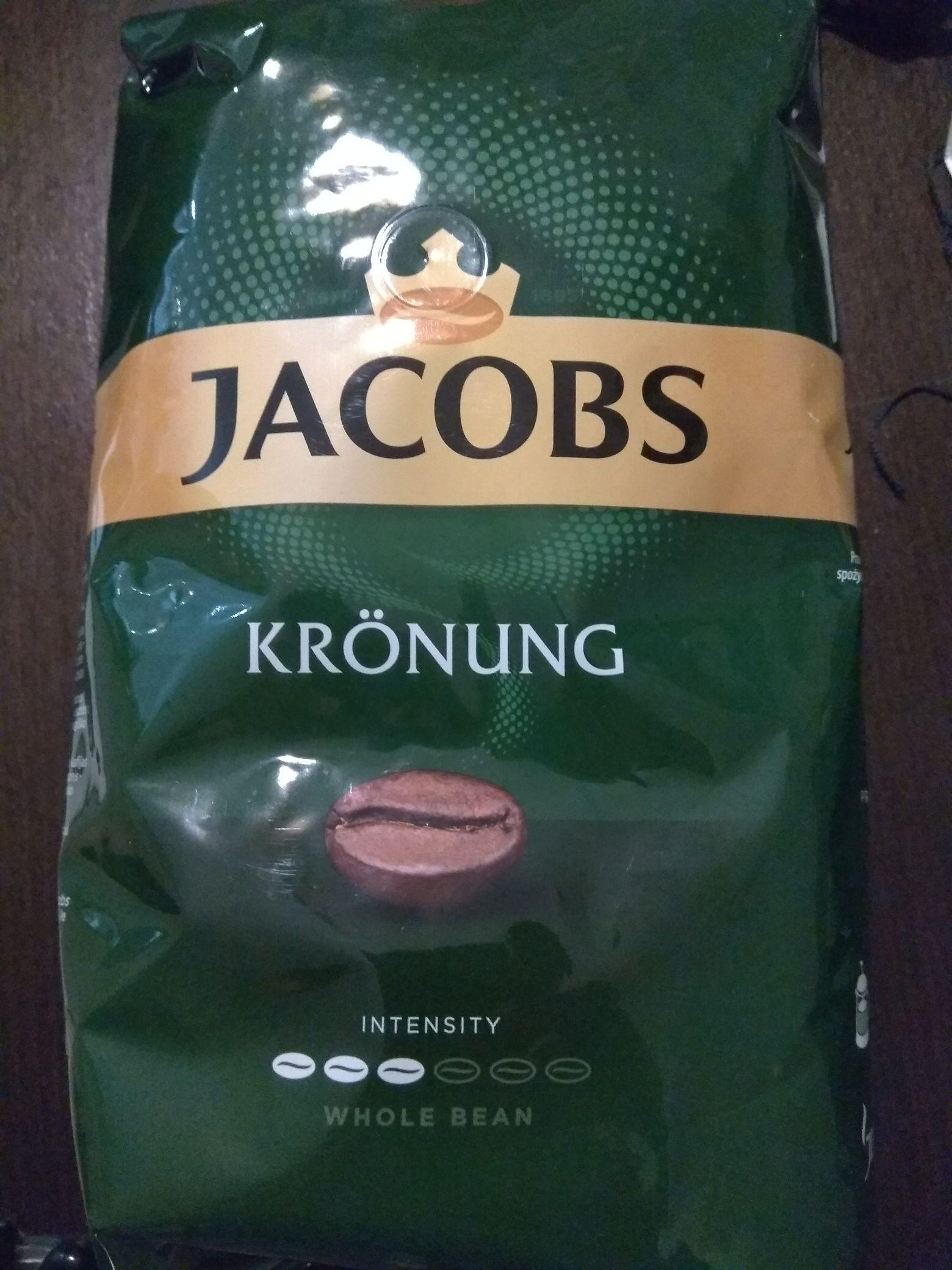Jacob's kronung 1kg ziarnista 34.99 zł Lidl