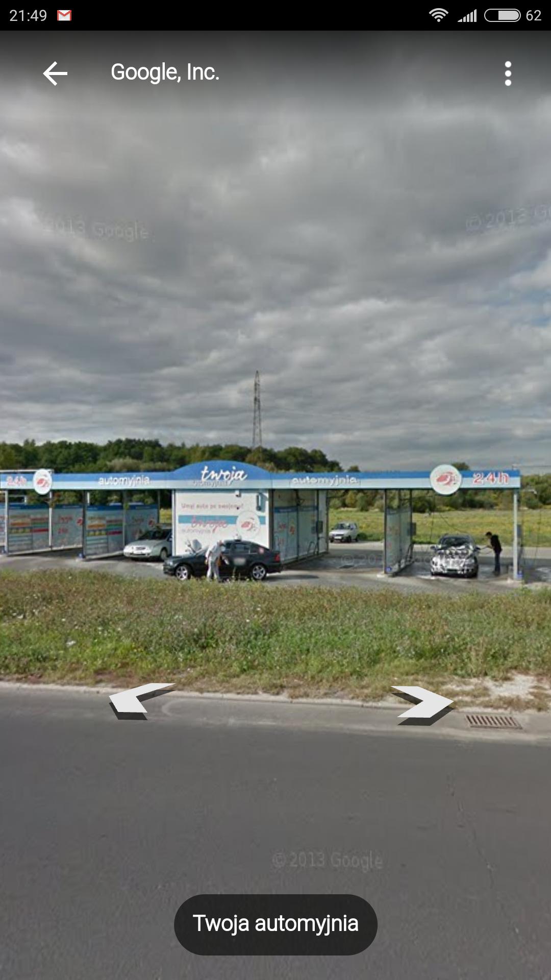 Darmowe mycie na myjni samochodowej, tylko Łódź (Retkinia)
