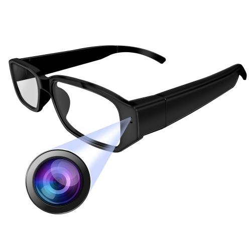 Okulary szpiegowskie z kamerą 1080p