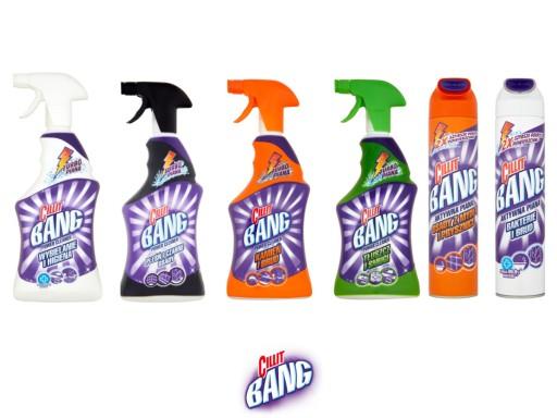 CILLIT BANG! Zestaw do sprzątania łazienki/kuchni.