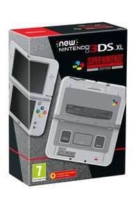Konsola New Nintendo 3DS XL SNES Edition @ Merlin