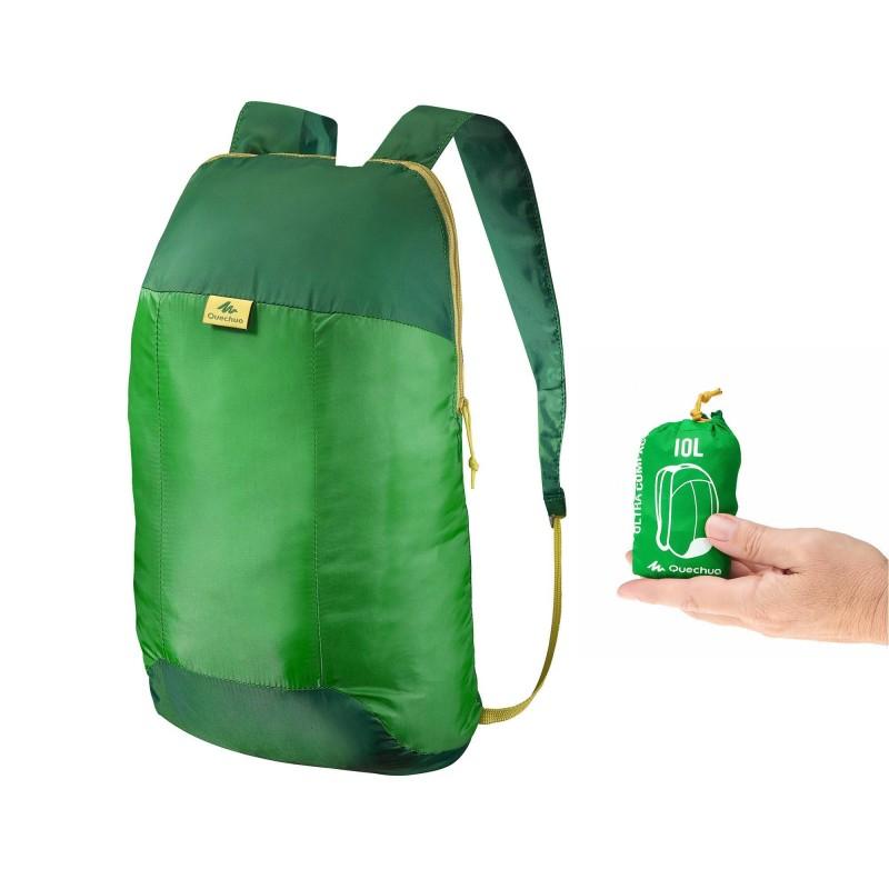Plecak Ultra compact 10L QUECHUA