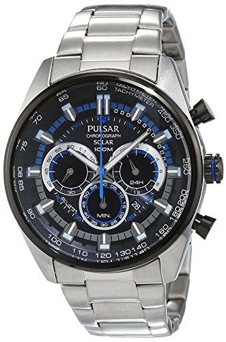 Zegarek męski Pulsar Solar Chronograph model: PX5019X1