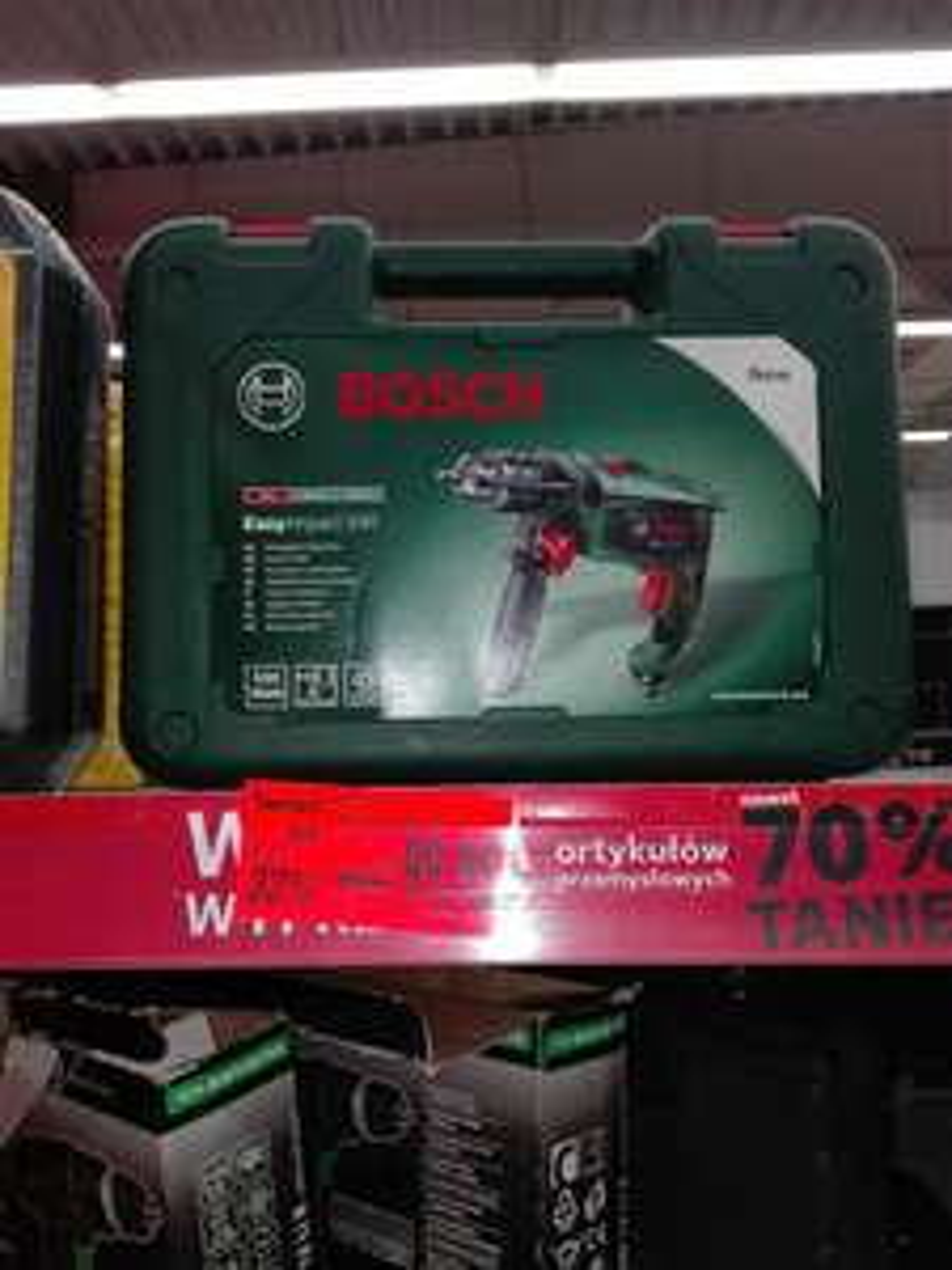 Wiertarka udarowa Bosch EasyImpact 540