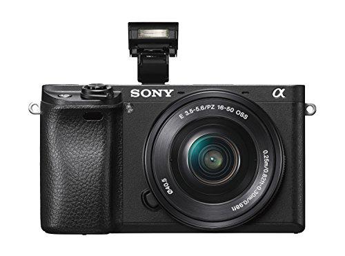 Sony A6300 z obiektywem 16-50mm w przyzwoitej cenie na Amazon.es