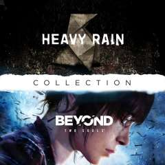 Heavy Rain + Beyond: Two Souls na Playstation 4 za 54zł @ PSStore