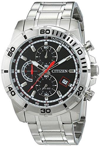 Citizen AN3490-55E, chronograf, 10 TM