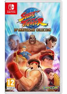 Nintendo Switch Street Fighter 30th Anniversary Collection PRE-ORDER