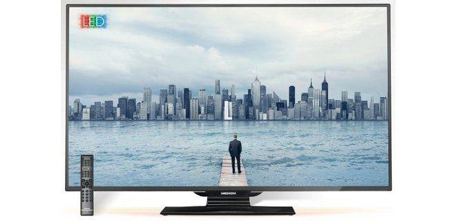 TELEWIZOR LED 50'' FULL HD SMART TV 100 Hz A+ LAN