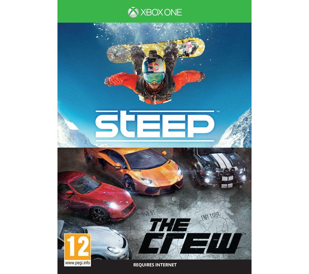 Gra Steep & The Crew Xbox One KOD