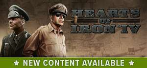 Hearts of Iron IV: Cadet Edition [Steam]