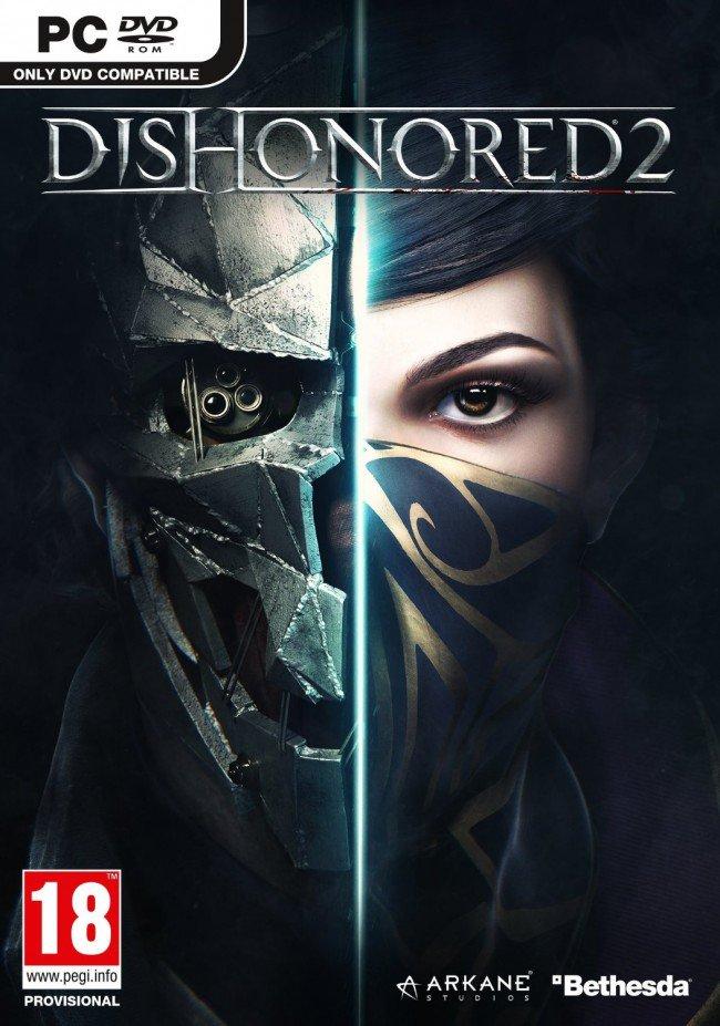 Dishonored 2 PC na cdkeys za 31,30zł  :)