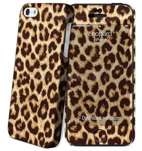 i-Paint Hard Case do iPhone 6 Leopard