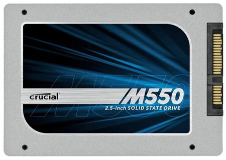 SSD Crucial M550 128GB za 228,90 zł