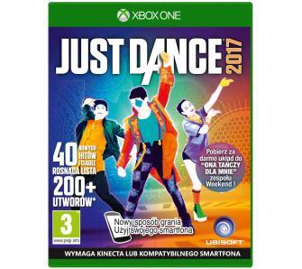 Just Dance 2017 XBOX ONE za 69zł w EURO RTV AGD