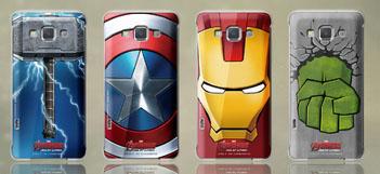 Przy zakupie smartfona etui z limitowanej edycji Avengers GRATIS @ Redcoon