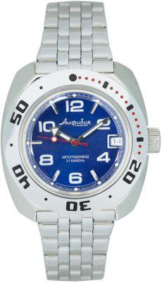 Zegarek AMFIBIA CLASSIC 710432 - tani nurek