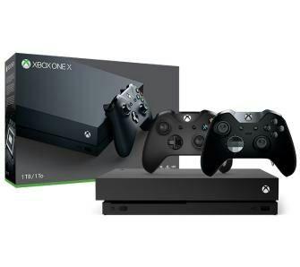 Xbox One X + Pad Elite