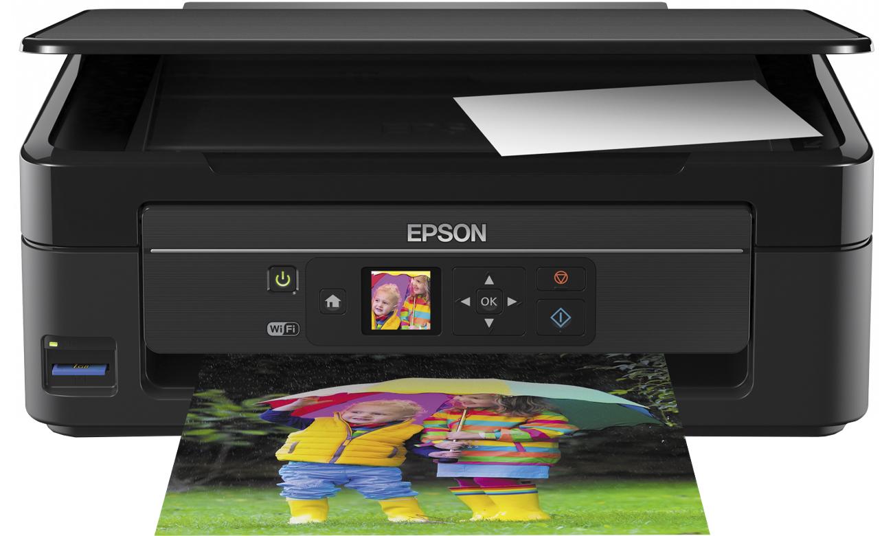 Drukarka EPSON XP-342 (80PLN #TechDay / 60PLN zwrot od EPSON)