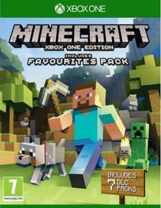 Minecraft: Xbox One Edition Favorites Pack €7,50; Halo Wars 2 Ultimate Edition €22,50; GoW 4 €9,99 i inne @MS store NL