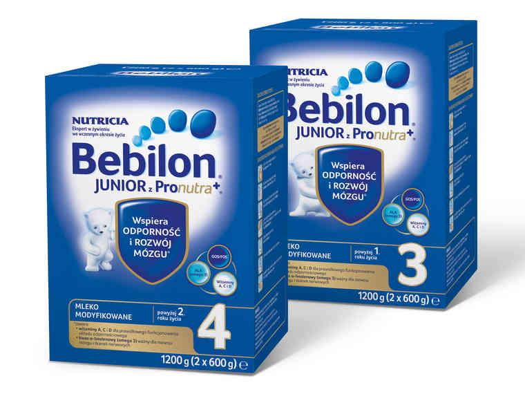 Promocja BEBILON 3 i 4 - LIDL