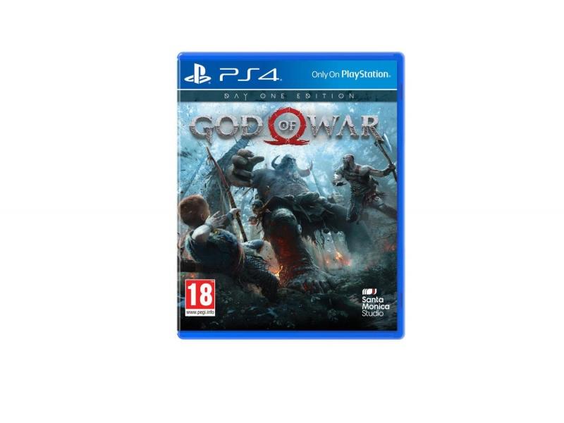 God of War D1 Edition PS4