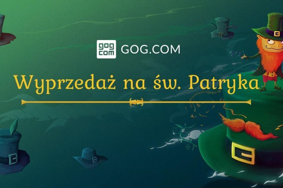 @GOG Wyprzedaż gier z okazji dnia Św.Patryka