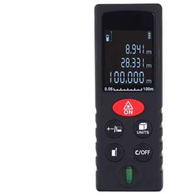 Dalmierz laserowy KXL-D100, 100m za 18.99$