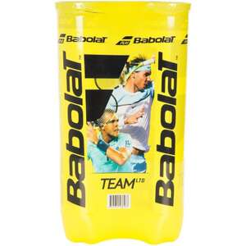 Piłki tenisowe Babolat (2x4) Decathlon