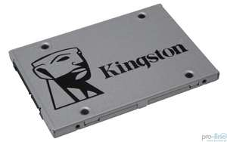 Kingston SSD 120GB Proline Headshot