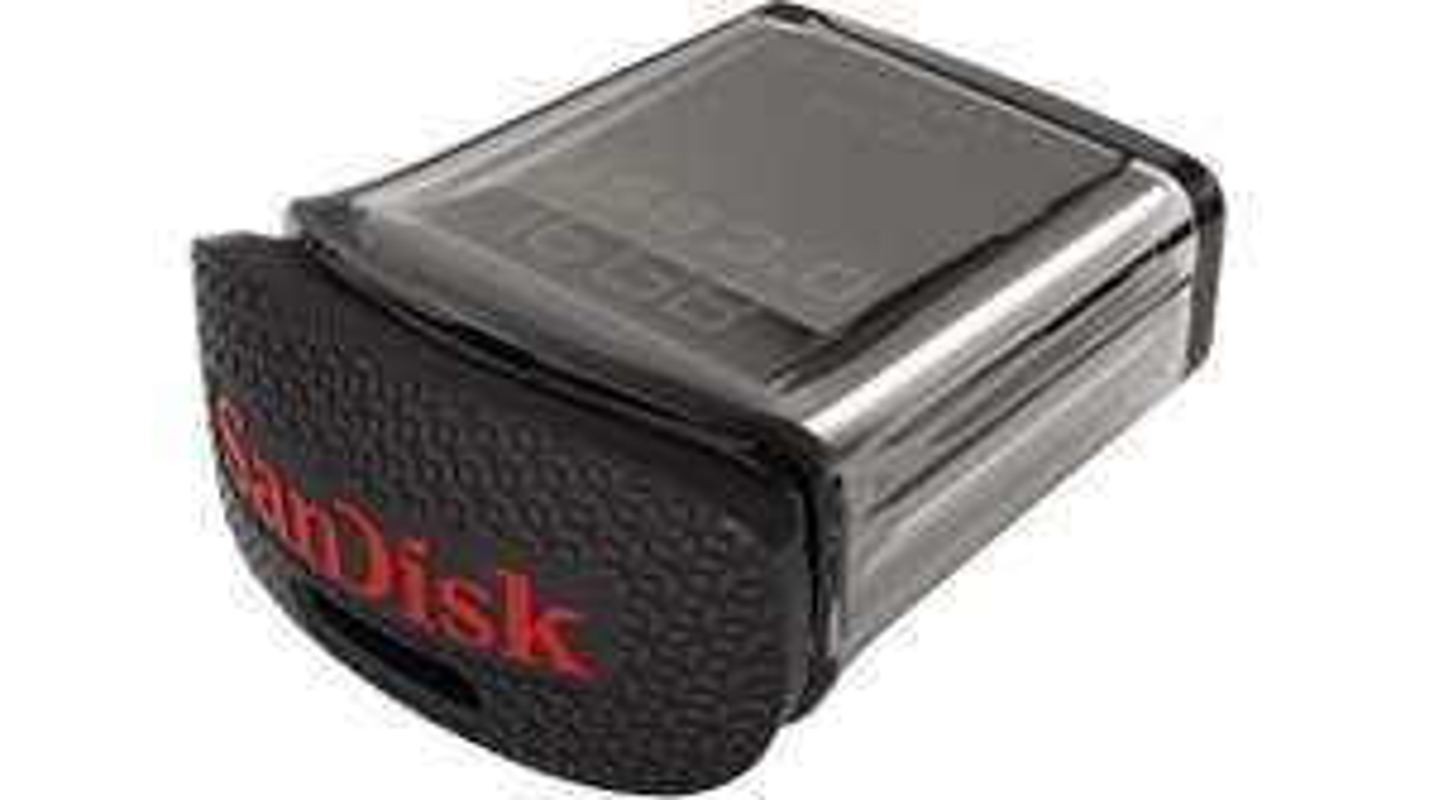Pen-drive SanDisk 16 GB Ultra Fit USB 3.0 - 130MB/s - oraz inne promocje X-Kom
