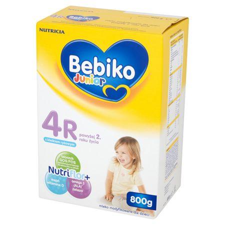 Bebiko 4R mleko modyfikowane po 24 miesiącu 800g