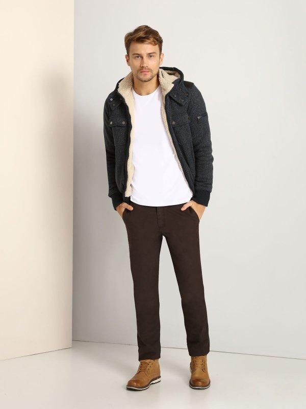 Ciepła, męska bluza za 39,99zł (rozm.S) @ Top Secret