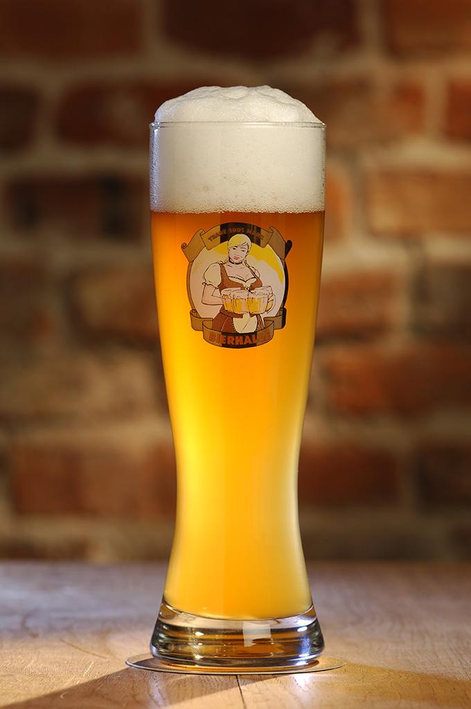 Piwo 0,4l GRATIS przy zamówieniu dowolnego dania z karty @ Bierhalle